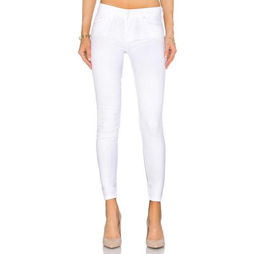 [MOTHER DENIM]THE LOOKER CROP JEANIN STAYIN' ALIVE