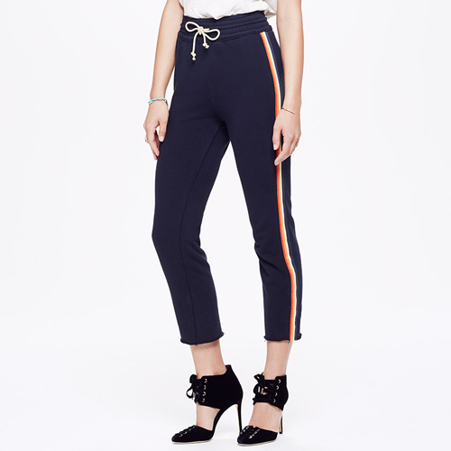 ┃MOTHER┃  SLIM GYM PANT FRAYhand-dipped