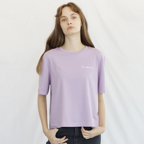 ┃HACER SEOUL┃ 17 FALL LOOSE FIT SHORT T-SHIRT3color