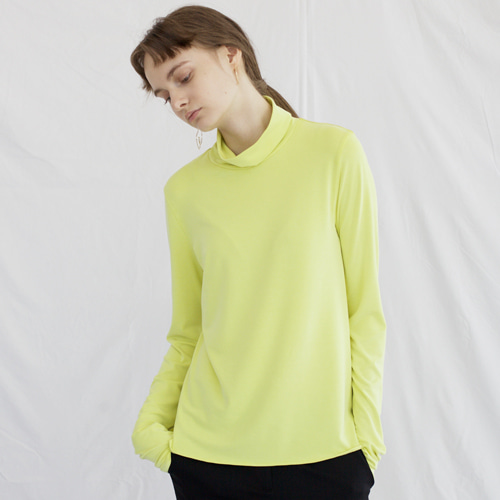 ┃HACER SEOUL┃ 17 FALL TURTLENECK LONG T-SHIRT2color
