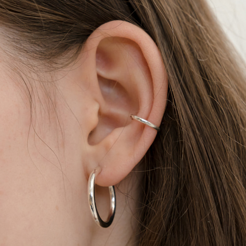 ┃NINETEEN TWO┃ EAR CUFF (S) (SINGLE)silver,gold