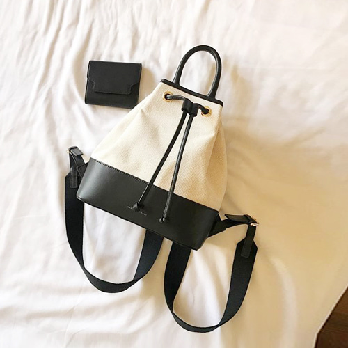 ┃MARGE SHERWOOD┃ TOFU BACKPACKblack