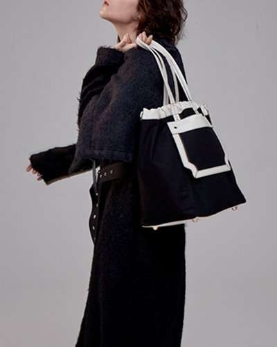 MARGESHERWOOD big shopper  black